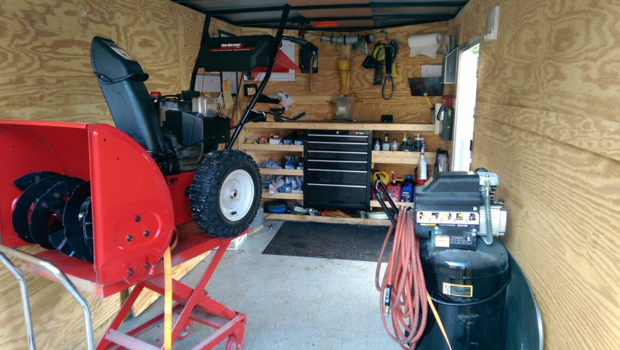 Small Engine Repair Shop Pictures to Pin on Pinterest - ThePinsta